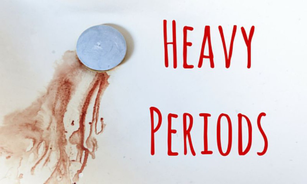 the menstruation mechanic: heavy periods | daysy fertility, Cephalic Vein